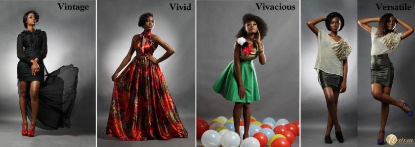 Ma Am Presents Its Debut Collection The Definition Vintage Vivid Vivacious Versatile